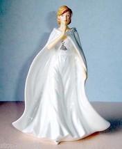 Royal Doulton Songs Of Christmas Silent Night Pretty Ladies Figurine HN 5700 - $67.90