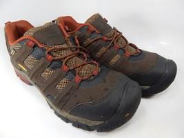 Keen Omaha Low Top Size 12 M (D) EU 46 Mens Steel Toe Trail Hiking Shoes 1014608