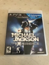 Playstation 3 PS3 Michael Jackson: The Experience Complete In Box - $13.27