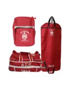 Delta Sigma Theta Crossing Gift Package Red Delta Sigma Theta Travel  Gi... - $132.30