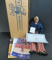"Daddy's Long Legs Uncle Sam Doll COA Box 21.5"" EUC - $83.00"