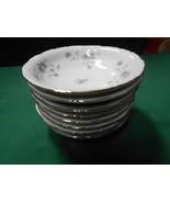 Beautiful Collectible JOHANN HAVILAND Bavaria BLUE GARLAND- 8 BERRY Bowl... - $17.04