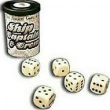 Ship, Captain & Crew Dice Game - $7.34
