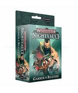 Games Workshop Warhammer Underworlds Nightvault: Garrek's Reavers - $27.00