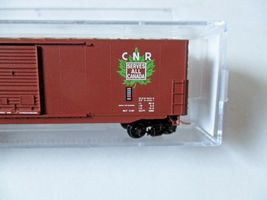Micro-Trains #18200050 Canadian National 50' Standard Box Car N-Scale image 3