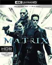 The Matrix [4K Ultra HD + Blu-ray + Digital] (2018)