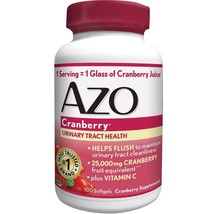 AZO Cranberry Daily Urinary Tract Health Dietar... - $20.54
