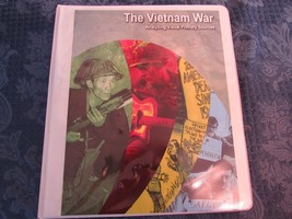 NOS Social Studies Home School Analyzing Visual Primary Sources Vietnam War - $34.71