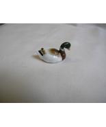 Tiny Plastic Duck Figurine - $3.50