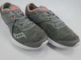 Saucony Kena Women's Running Shoes Size US 7 M (B) EU 38 Grey Heathered S30011-2