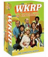 WKRP in Cincinnati: The Complete Series 1-4 + Bonus (DVD, 2014, 13-Disc ... - $64.99