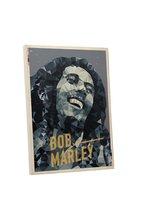 """Pingo World 0127QD6R5PY """"Bob Marley Pop"""" Gallery Wrapped Canvas Art, 30"""" x 20"""" - $53.95"""
