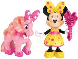 Fisher-Price Disney Minnie, Minnie's Playtime Pony - $59.83