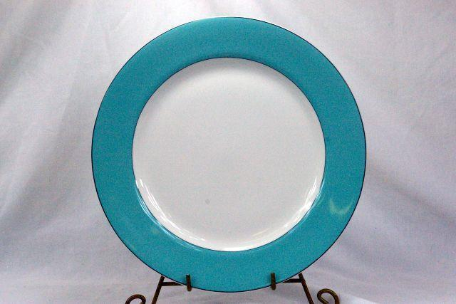 Lenox Rutherford CircleTurquoise Dinner Plate