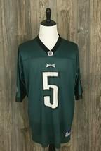Vintage Reebok Philadelphia Eagles Donovan McNabb #5 Jersey Men's Size XL - $24.73