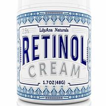 LilyAna Naturals Retinol Cream Moisturizer 1.7 Oz - $34.63