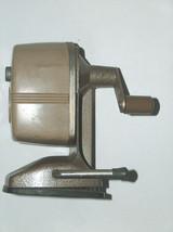 VTG Berol 0379 Vacuhold Office School Table Desk Manual Pencil Sharpener... - $18.40