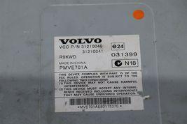 Volvo Radio Stereo Amp Amplifier 31210040, 31210041 image 3