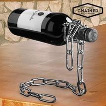 Summum Sommelier Chained Wine Rack Bottle Holde... - $25.38