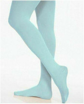 Mondor 345 Adult Size Large Coppen Blue Full Footed Tights - $9.89