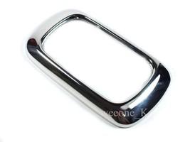CHROME GEARSHIFT COVER TRIM FOR TOYOTA HILUX SR5 VIGO CHAMP MK7 2012 201... - $21.42