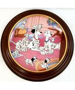 "Bradford Exchange DISNEY Watch Dogs 101 Dalmatians Dalmation 8"" Plate #6... - $39.99"
