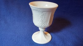 Indiana Colony Glass Harvest Colony Goblet - $2.40