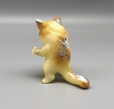 Max Toy Silver and Gold GID (Glow in Dark) Mini Nekoron image 2