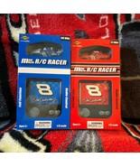 2 DALE JR#8 R/C MICRO RACERS - $13.86