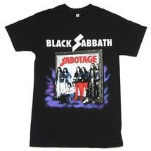 New BLACK SABBATH SABOTAGE  T SHIRT - $19.79+