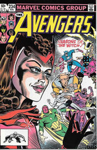 The Avengers Comic Book #234, Marvel Comics 1983 NEAR MINT NEW UNREAD - $5.48