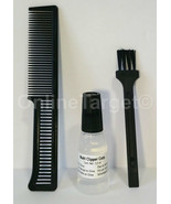 Shaver and Appliance Oil w/ Comb & Cleaning Brush Original OEM Wahl - $8.35