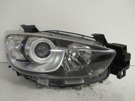 2013 2014 MAZDA CX5 CX-5 PASSENGER RH HALOGEN HEADLIGHT OEM D99R - $116.40