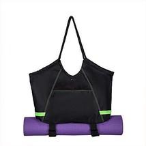 Covax Yoga Mat Bag Exercise Yoga Mat Carrier Large Women/Men Tote Bag wi... - $326,31 MXN