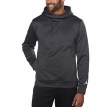 Nike Men's Jordan Training Sweater Hoodie , Color:Gray , Size: Medium - $35.99