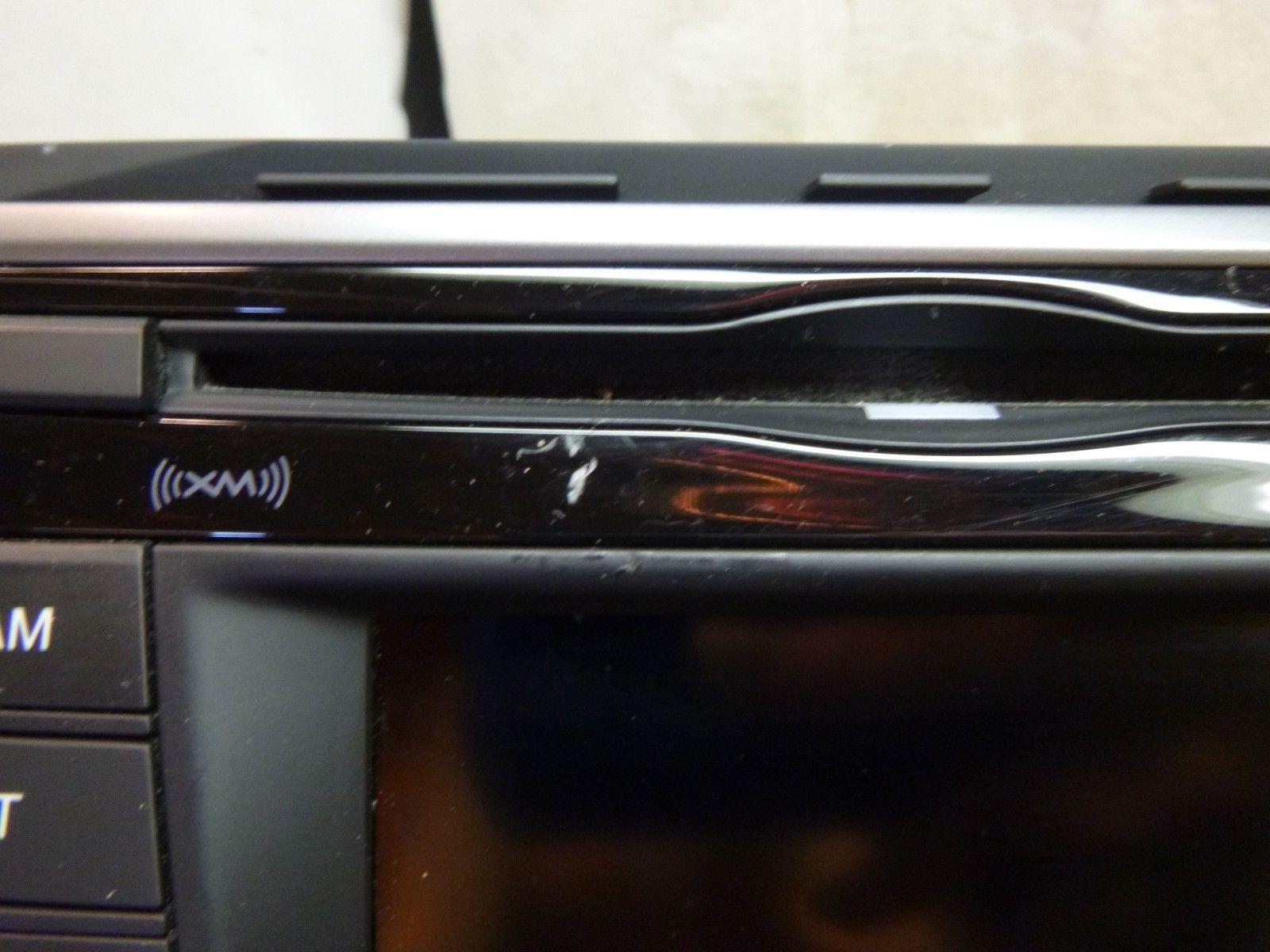 14 15 Hyundai Elantra AM FM Radio Cd MP3 XM SAT Player 96170-3X156GU APR7