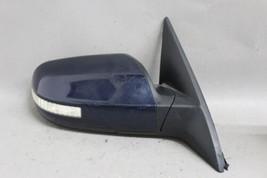 07 08 09 10 11 12 Nissan Altima Right Power Blue Door Mirror W/TURN Signal Oem - $140.06