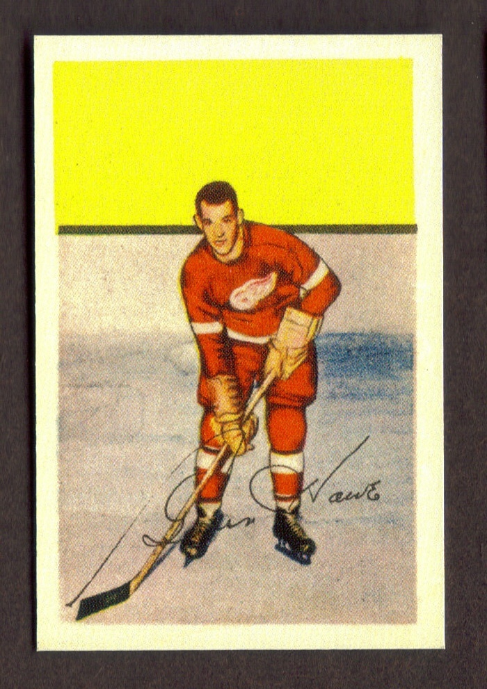 Primary image for GORDIE HOWE Card RP #88 Red Wings 1952 PH Free Shipping