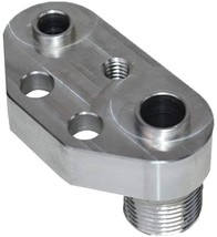 """A-Team Performance Air Conditioning AC Fitting Manifold Kit for SD7 Compressor""""A image 7"""