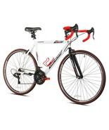 "700c Saber Genesis Men's Road Bike, Medium, 32"" Stand-Over Height, White - $281.25"