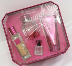 Victoria's Secret BOMBSHELL Eau De Parfum, Oil, Wash, Luxury Fragrance G... - $53.96
