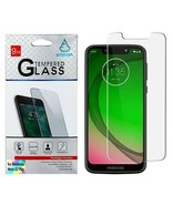 For Motorola Moto G7 PLAY Tempered Glass Screen Protector Guard Transpar... - $5.85