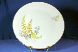 Hutschenreuther Gelb Forest Spring Dinner Plate 8410 - $9.69
