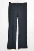 Old Navy Womens Dress Pants Size 10 (31 1/2 Inseam) Black Stretch Slacks  - $450,28 MXN