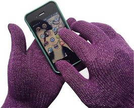 Womens And Mens Sport IPhone Touchscreen Gloves, Texting Gloves For Sma... - $21.60 CAD