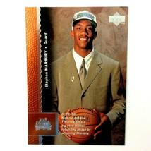 Stephon Marbury Rookie Card 1996-97 Upper Deck #74 Timberwolves - $3.91