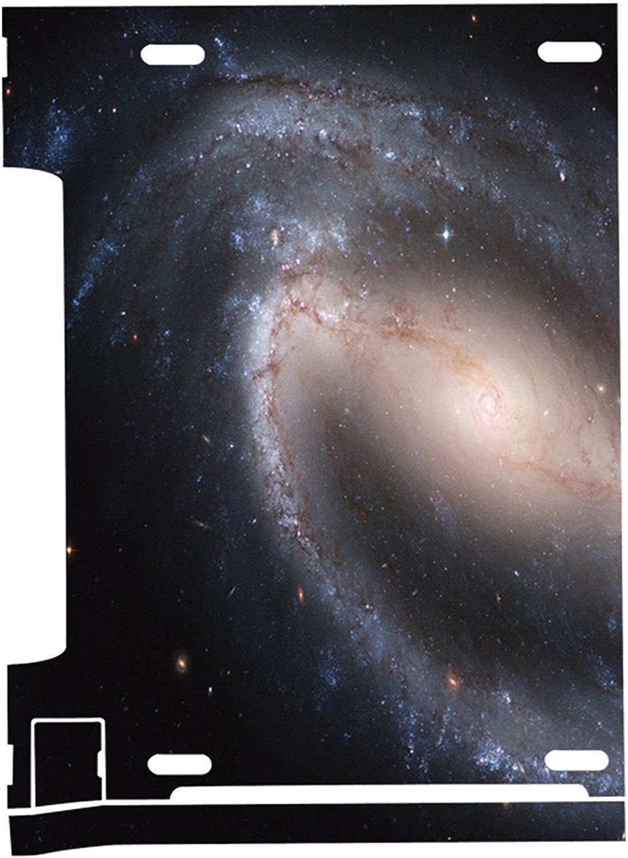 VWAQ Wii U Galaxy Sticker Skin Nintendo Wii U Console Space Skin Decal - WGC5