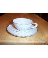 Sango cup and saucer (Boutoniere) 11 available - $2.72