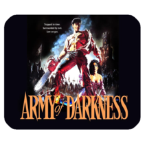 Mouse Pad Army Of Darkness American Horror Comedy Movie In Dark Design Anime - $9.00