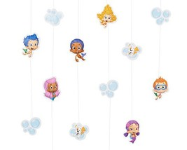 Bubble Guppies Hanging Party Decorations, Party Supplies - $18.79